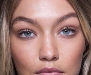 gigi hadid, beautiful, and beauty image