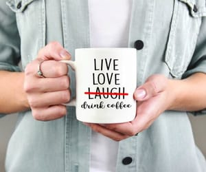 coffee cup, etsy, and drink coffee image