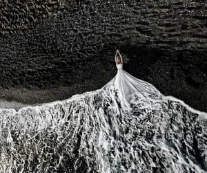 bride, pictures, and wedding image