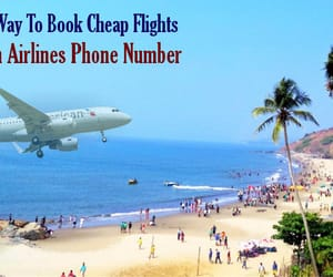 american airlines, cheap flight booking, and flight booking deals image