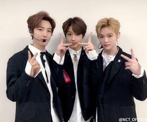 jisung, chenle, and renjun image