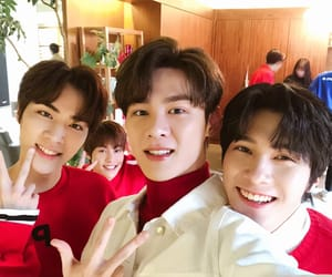wayv, kun, and xiaojun image