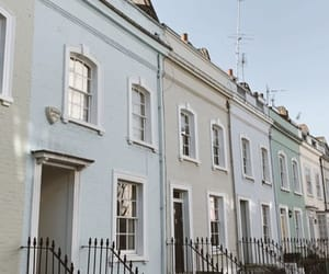Houses, tentation, and london image