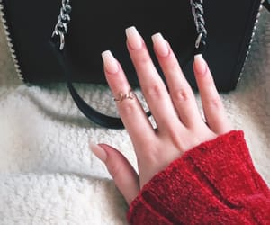 mood, nails, and ongles image