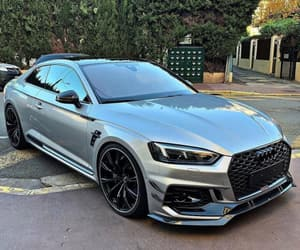 audi, rs5, and awesome image