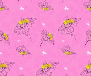 bee, fashion, and pattern image