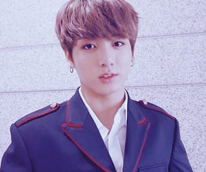 army, jeon jung kook, and k-pop image