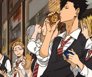 anime, lev, and kuroo image