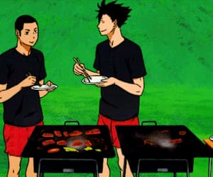 anime, funny, and kuroo image