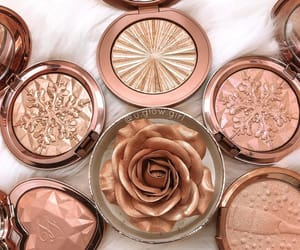 beauty, blush, and cosmetic image