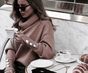 fashion and coffee time image