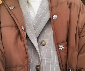 blazer, layers, and outfit image