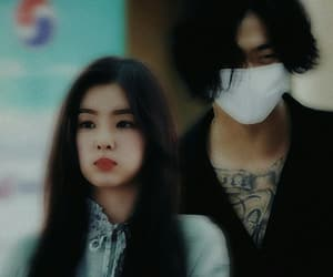 couple, yongguk, and red velvet image