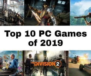 games, gaming, and pc games image