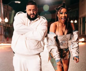 dj khaled and cardi b image