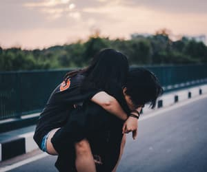 couple and loving image