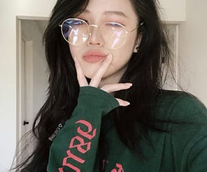 aesthetic, selfie, and asian girl image