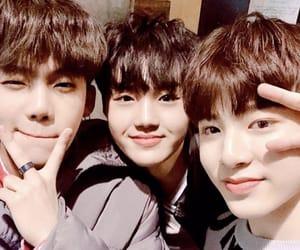 boys, so junghwan, and kpop image
