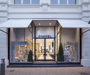 beauty, chanel, and store image