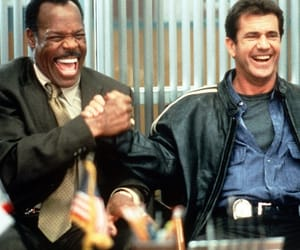 danny glover, movie, and roger murtaugh image