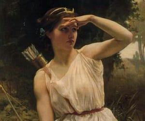 artemis, goddess, and diana image