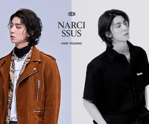 narcissus, teaser, and hwiyoung image