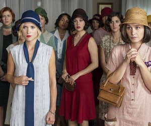 netflix, las chicas del cable, and angeles vidal image
