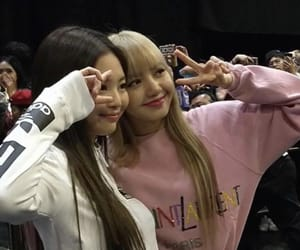 lisa, lalisa, and jennie image