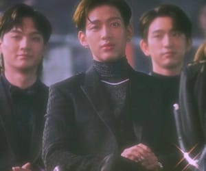 bb, JYP, and got7 image
