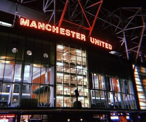 beautiful, football, and manchester united image