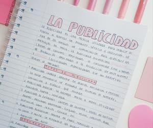 Estudio, pink, and school image