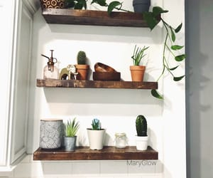 My kitchen floating shelves! Follow me on IG @_MaryGlow 🍃🌵