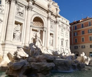 italy, love, and rome image