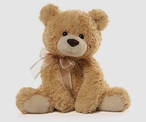 baby, teddy bear, and cute image