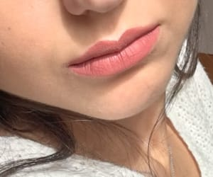 beauty, girl, and lips image