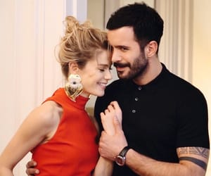 fashion, tv couple, and turkish actress image