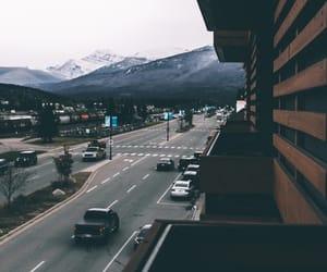 Alberta, jasper, and snow image