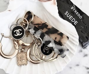 fashion, chanel, and jewelry image