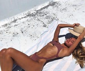 australia, swimwear, and summer model image
