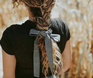 braid, braided, and check image