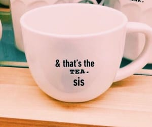 funny, tea cup, and mug image