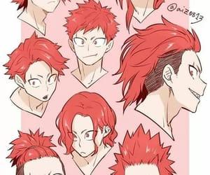 anime, anime boy, and kirishima image
