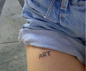 art, leg, and summer image
