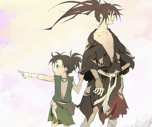 anime and dororo image