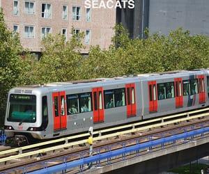 metro, rails, and rotterdam image