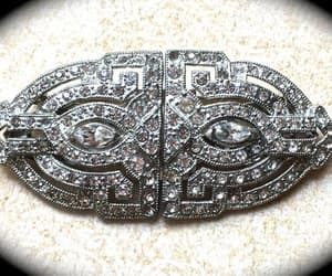brooch, jewelry, and etsy image