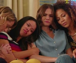 family, callie adams foster, and the fosters image
