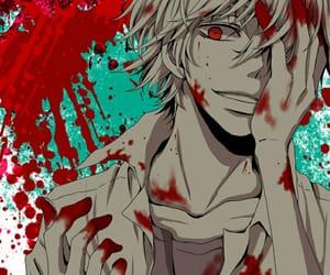 anime, anime boys, and yandere boys image