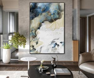 Abstract Painting, etsy, and wall decor image