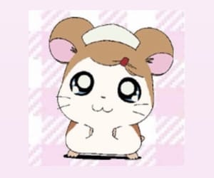 anime, hamtaro, and kawaii image